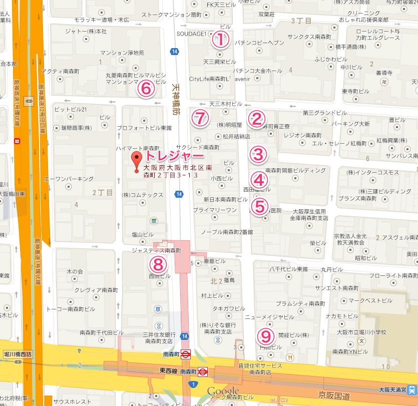 大阪府大阪市北区南森町2丁目3−13_-_Google_マップ