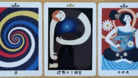 10/6〜10/12の神託カード(あゆき)