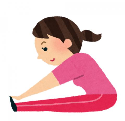今日のお題:柔軟性