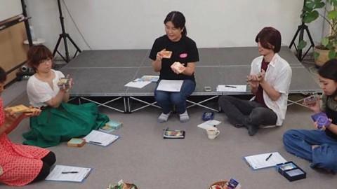 『Ayukiカードリーディング講座』 Ayuki<br />9/23(土) 体験会 13時〜・本講座 14時半〜
