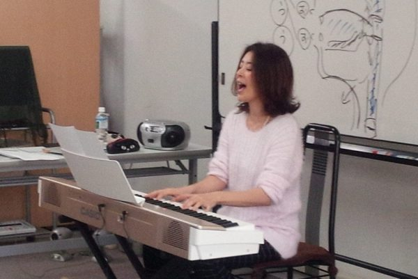 『ポップス&パフォーマンス 明日もパラダイス!!』沖 英美 2/25(土)・3/26(日) 13〜14時30分